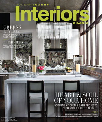 Atlanta Interiors cover